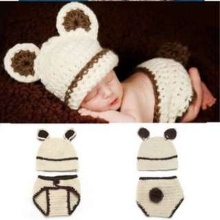 Baby Mouse Shooting Costume