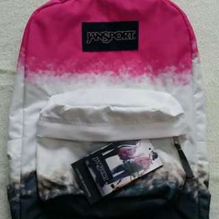 Janport Back Pack Bag Original