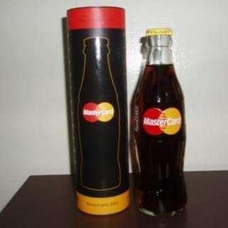 Coca cola Master Card