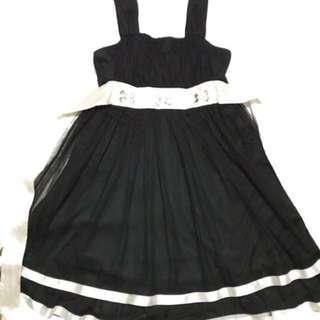 Dress tutu Black