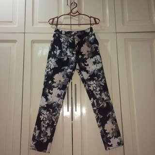 Dunnes Floral Pants