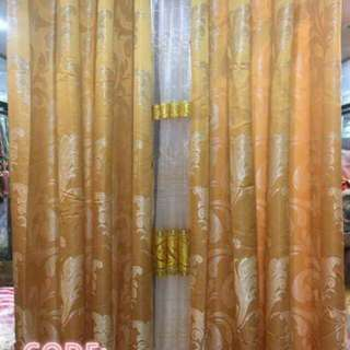Curtain set 3 in 1
