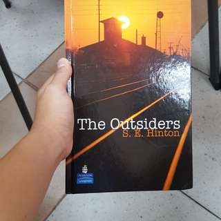 The outsiders by S.E Hinton