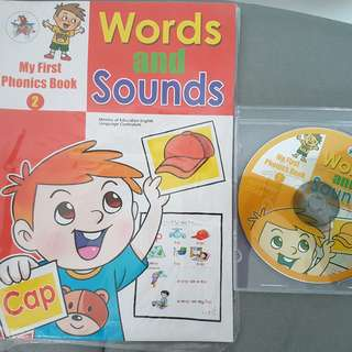 Phonics book 2 - Words and Sounds