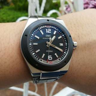 (Price Reduced) IWC Ingenieur In House Movement