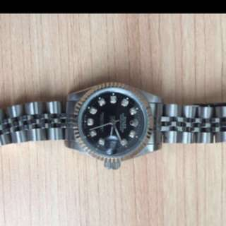 Jam tangan Rolex mirror , good qaulity , anti karat