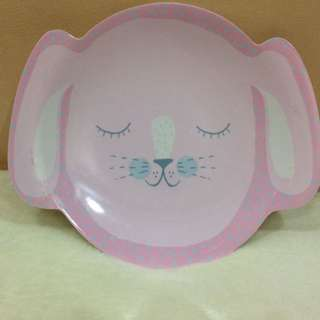 Pottery Barn Kids plate and bowl