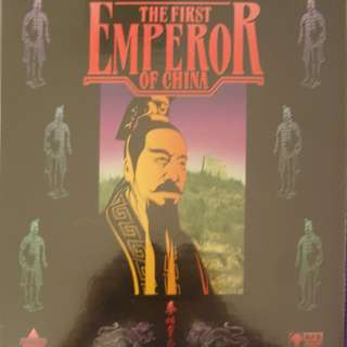 Laser Disc - The First Emperor Of China