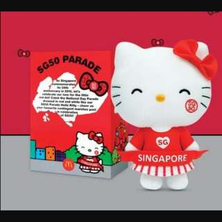 SG50 Parade Hello Kitty