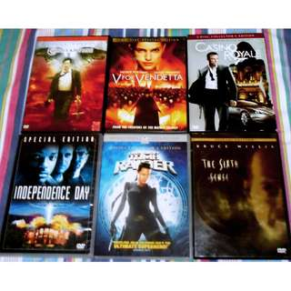 Special Edition DVDs 2-Disc Region 3