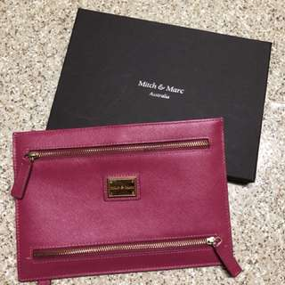 Mitch & Marc Travel Clutch Bag