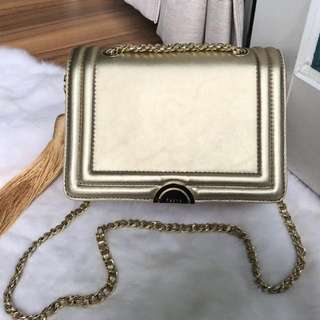 Original PEDRO tassel shoulder bag