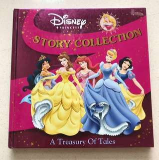 Disney princess story collection
