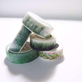 Washi Tape Set (15mm x 7m)