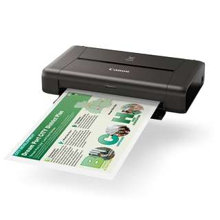 Canon iP110 Portable With Battery New with WiFi & AirPrint