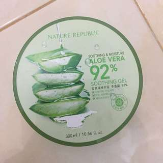 ORI100% NATURE REPUBLIC