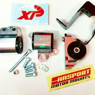 HASPORT Billet Engine Mounting kit for EG EK EJ DC2 BSRIES