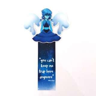 lapis lazuli bookmark