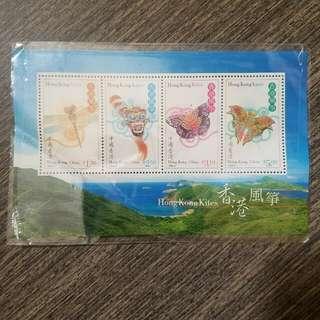 香港風箏郵票