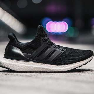 [LAST PAIR] Adidas Ultraboost 4.0 Core Black
