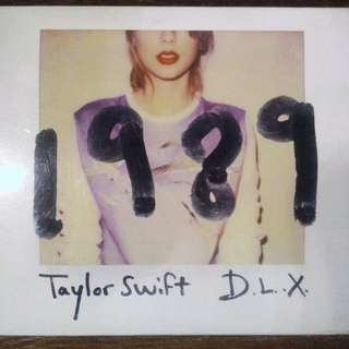 Taylor Swift - 1989 D.L.X. (Deluxe Edition) CD Album