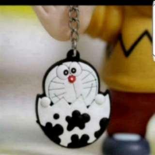 In Stock Doraemon Keychain  Doraemon In Dinosaur Egg