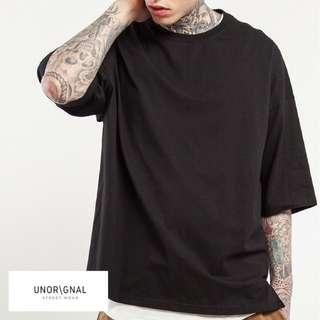 [Sales] Unisex Oversize V1 Cotton T-Shirt (10 Colours)