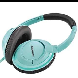 Bose Headphones Mint