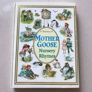 Mother goose nursery rhymes & fairy tales