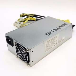 Brand New Bitmain Power Supply APW3++- 12V 1600W PSU For A3  S9 PCI L3+ D3 S7