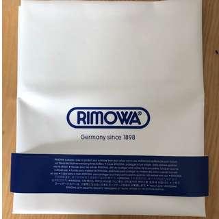 """Rimowa 行李箱原裝防塵保護套 26"""""""