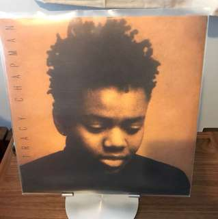 Audiophile: Tracy Chapman LP Record Mint 1988 USA Pressing