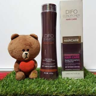 Difo Shampoo and Conditional Set