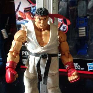 Street Fighter Ryu Action Fig