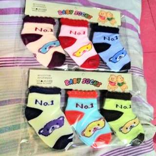 *Repriced* Baby Socks