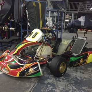 Race kart for sale