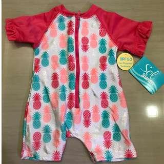 [NEW] Baby swimwear / SPF 50 / sun protected