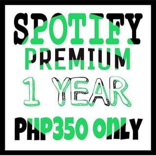 Spotify, VSCO, Netflix & Iflix
