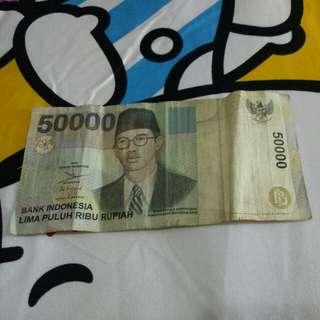 Uang thn 1999