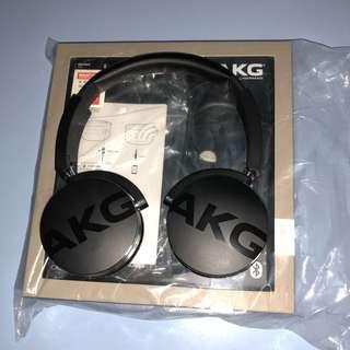 Brand new akg y50 headphones