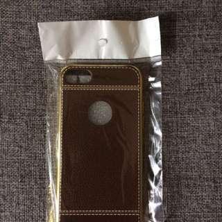 I phone 7/8 手機套(啡色