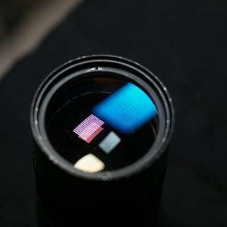 carl zeiss jena 135mm f2.8 with sony nex adapter