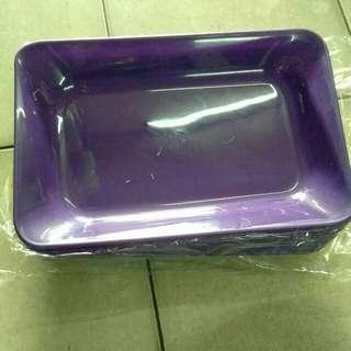 Piring panjang ungu