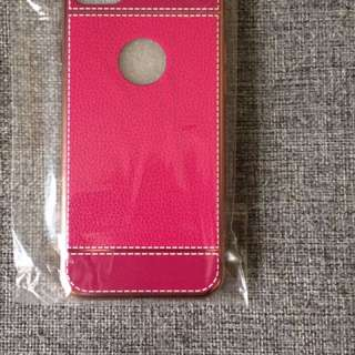 I phone 7/8 手機套(粉紅色)