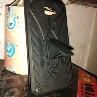 samsung j5 prime armor sockproof defender stand cover case