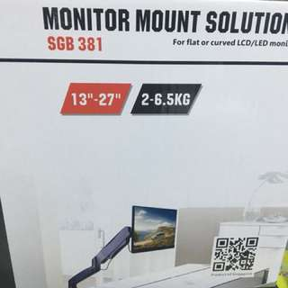 Monitor Mounting Arm