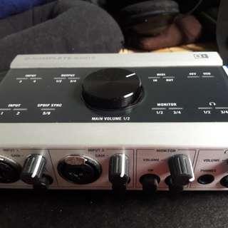 USB Powered Audio Interface