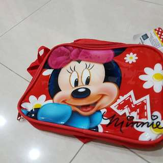 Minnie Mouse Thermal Bag