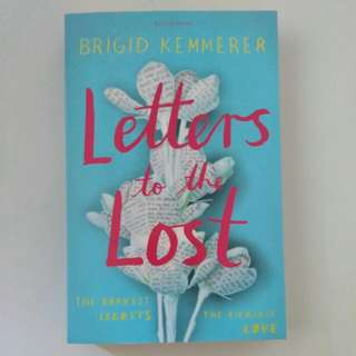 BN: Letters to the Lost by Brigif Kemmerer