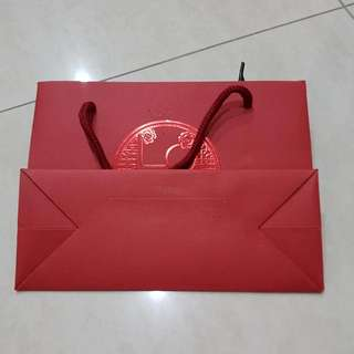 Red Cny Paper Bag